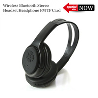 New Wireless Bluetooth stereo Headphone Headset Earphone for listen music and also can answer phone and talk with this Headphone