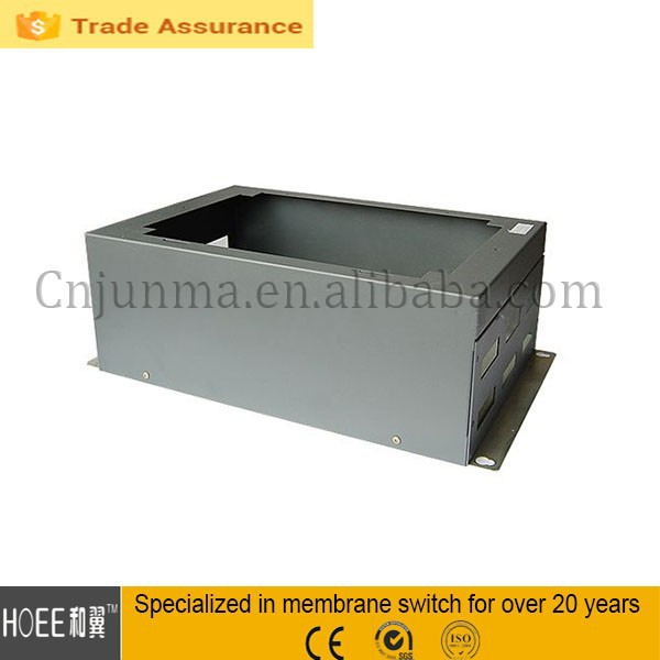 Electric metal enclosure (different kinds of metal box)
