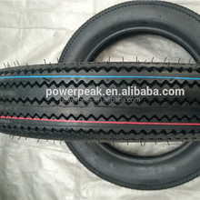 China Made sawtooth tyre 400-19 Motor Cycle Tire 6 PR