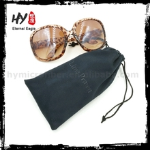sunglasses soft bag, cheap microfiber soft case, microfiber sublimation printing pouch