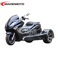 EEC 300CC Scooter Trike
