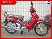 China EEC kids gas cub motorcycle 110cc for hot sale BX110-4