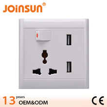 Good sale factory price wall usb socket