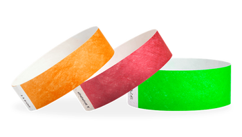 Tyvek Wristbands Paper/Tyvek Wristbands/Tyvek Paper Wristbands Manufacture with Logo Wholesale Price