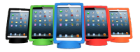 Kids Shock Proof Case Thick Foam EVA Cover Handle Stand For For iPad 4 3 2 Mini