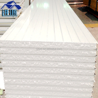 Lightweight high strength economy partition eps sandwich wall panel