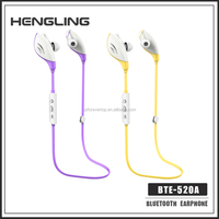 Newest personal mode waterproof earphone bluetooth stereo bluetooth Headset ,Sport Wireless Headphone for mobile phone