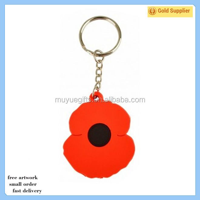 Hot sale professional custom soft pvc keychain maker