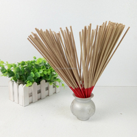"Wholesale Raw Unscented Bamboo Incense Sticks 10""&11"""