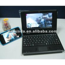 7 inch Android 4.0 WM8850 mini laptop for Children and students