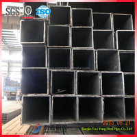 astm a500 square steel tube 50x50 for bed