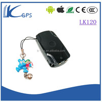 LKGPS Newest 2016 product key fob gps tracker with fashion and lovely