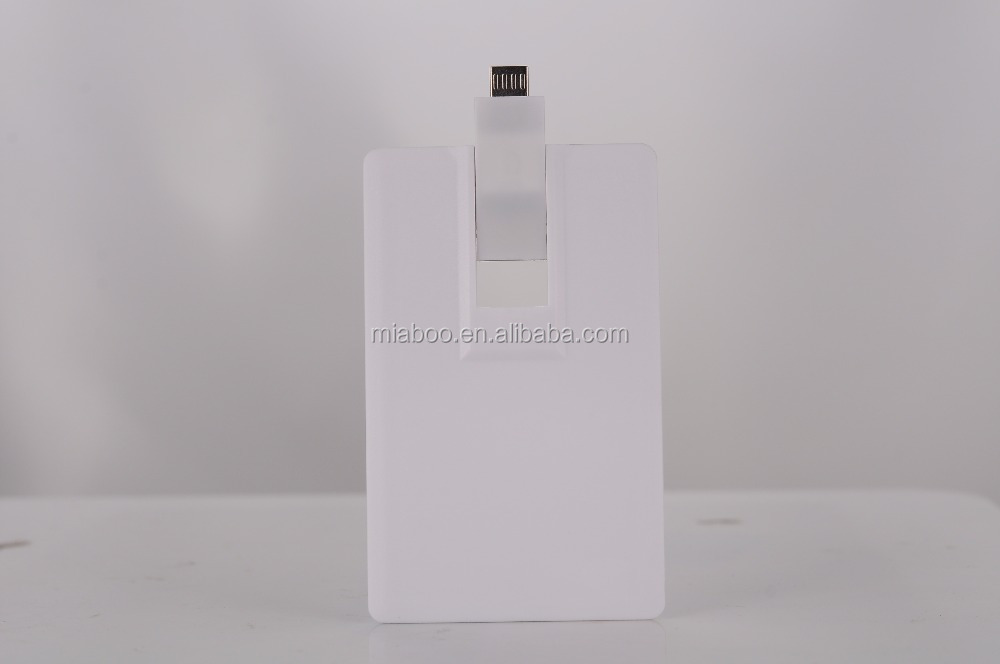 alibaba china card OTG usb,factory price business card OTG usb flash drive with dual usb, 2015 credit card OTG usb flash drive