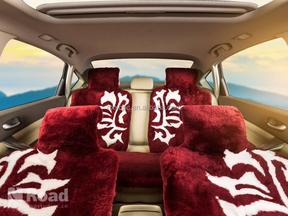 Promotional Australian Sheep Skin Car Seat Cover.AP103