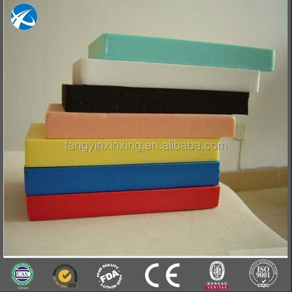 Plastic Sheets in UHMW-PE, HDPE, LDPE ...