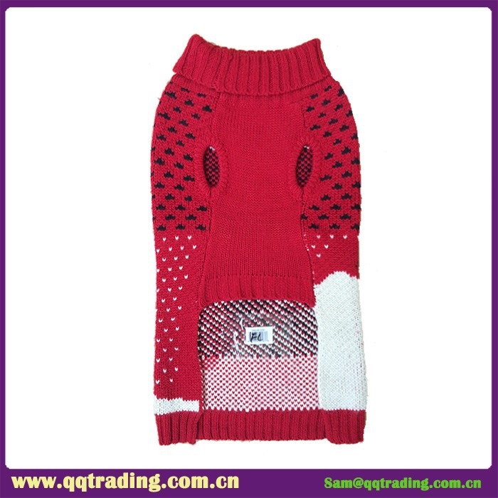 The wholesale pet/dog/cat sweater and clothes, and coat new dog sweater fashion sweater