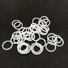 Custom food grade rubber gasket for bottle stopper