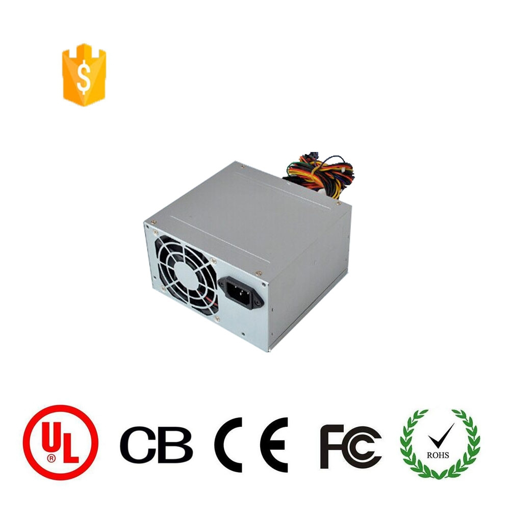 Switching Power Supply with 24Pin 80Plus UL FCC CB Approve Welcome to OEM order Computer Power Supply