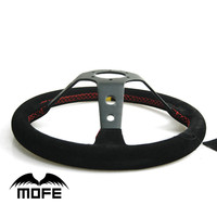 MOFE Race Car Steering Wheel 350MM Auto Cool Steering Wheels