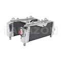 Full Aluminum Dirt Bike Radiators for Kawasaki KX125 KX250