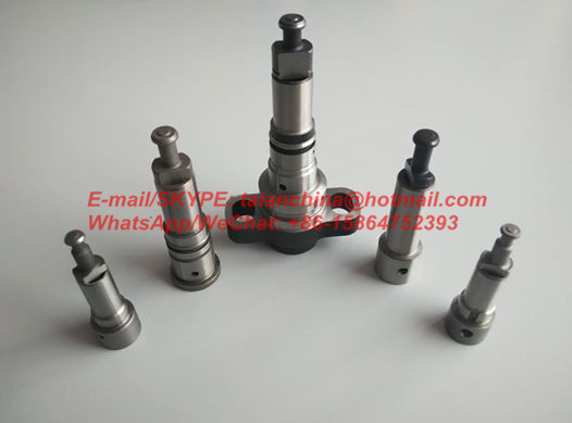 High quality diesel plunger P207 , plunger and barrel 134152-2720 , fuel plunger P207 for diesel engine