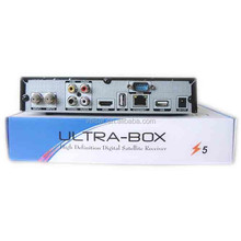 Newest product Ultra-box z5 TV Recetor Support iks&sks&wifi Digital Satellite Receiver