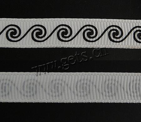 Grosgrain Ribbon 10mm white grosgrain ribbon