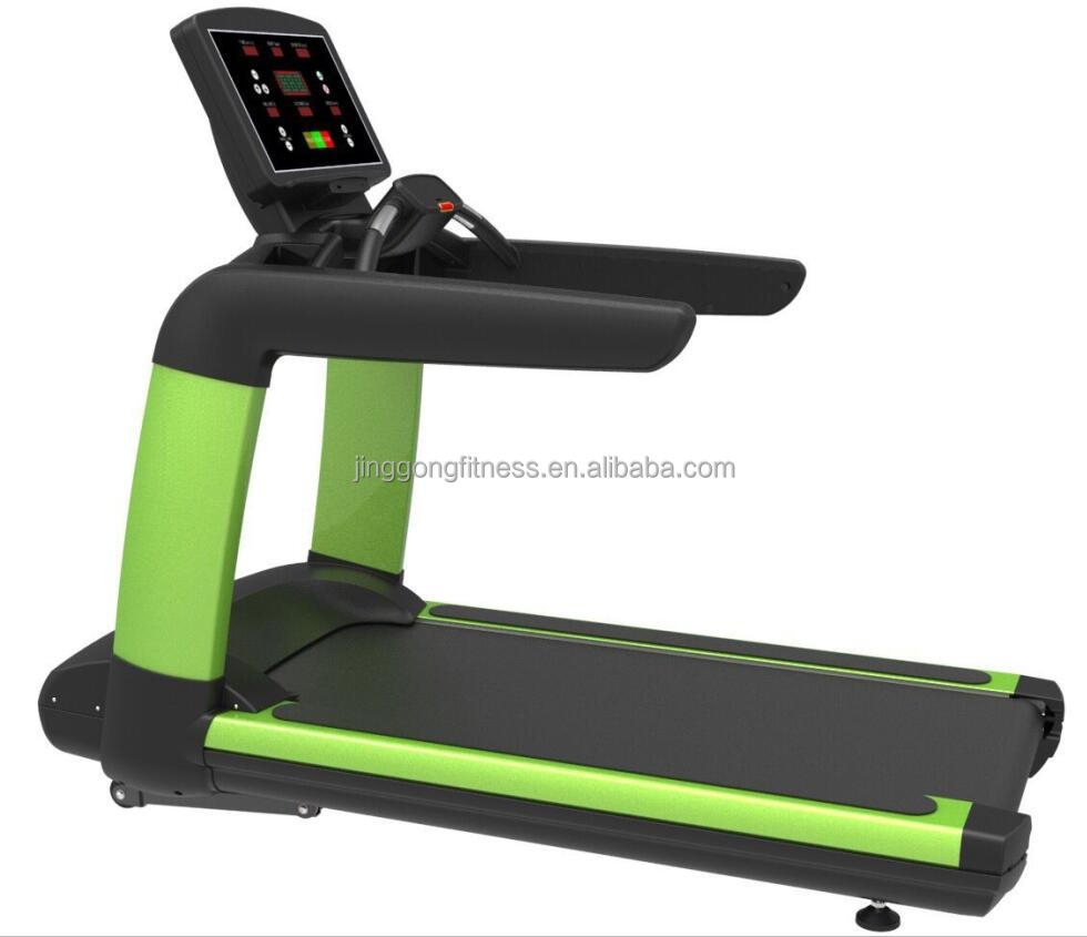 2017 new model gym fitness equipment/cardio fitness equipment/JG-9500 Commercial Treadmill with MItsubishi frequncy convertor