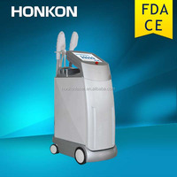 Lowest price Cosmetic HONKON S7C professional ipl hair removal and facial rejuvenation machine