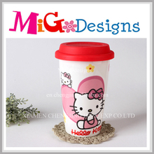 Best Seller Durable Ceramic Hello Kitty Picture On Mug
