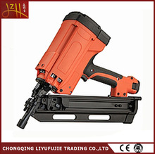 3490B pneumatic air decorative nail gun gas nailer