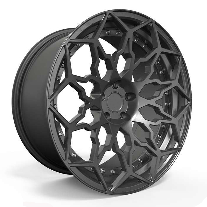 Chinese high quality 18 19 20 21 22 inch custom T6061 aluminum forged <strong>wheel</strong> with PCD 5x114.3 5x120
