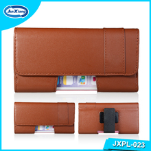 Top Grade Quality Belt Clip Universal Cell Phone Leather Pouch