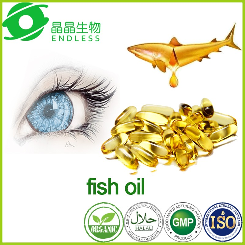 Guangzhou GMP certified Free sample softgel style refined fish oil