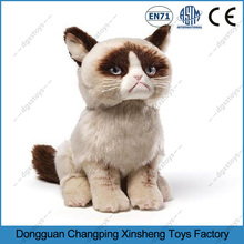 Cheap Cartoon Stuffed Kids Toys Custom Animal Plush Lucky Cat