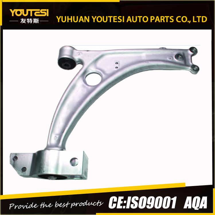 Car suspension parts Front Right and left control arm for VW CC and SEAT ALHAMBRA 3C0 407 151