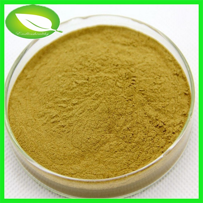 Hot Sale GMP Certificate 100% Pure Natural male enhancement Okra extract powder