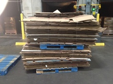 USED GAYLORD BOXES - TRUCKLOADS WEEKLY