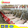 QT450-12 Pig farming cast iron pig flooring for farrowing stall with smooth edge