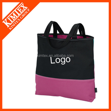 Shoulder customized printed cheap canvas bag