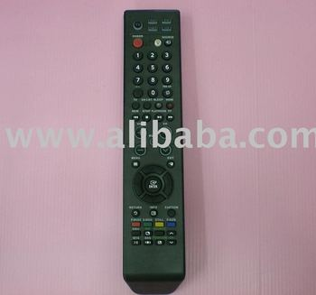 LCD TV Remote- Compatible for Samsung