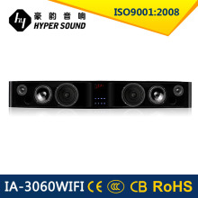 All in One 2.1CH Sound System Home Theater Active Sound Bar with Wifi