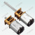 DC micro motor N20 with geared for electric lock