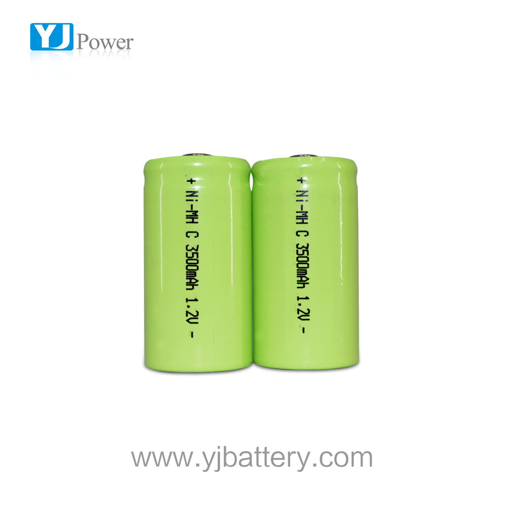 Primary C Alkaline Dry Cell 1.2V AA AAA C D sizes battery 3500mAh
