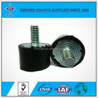 Rubber feet/ Motorcycle Rubber Parts Shock Absorber Supplier