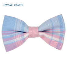 Trendy fabric hair clip cute girls hair accessories with bow P-2708