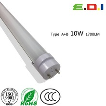 Factory outlet Type A+B Magic Best price UL T8 LED Tube 5000K 10W 12W 16W In-stock LA home delivery