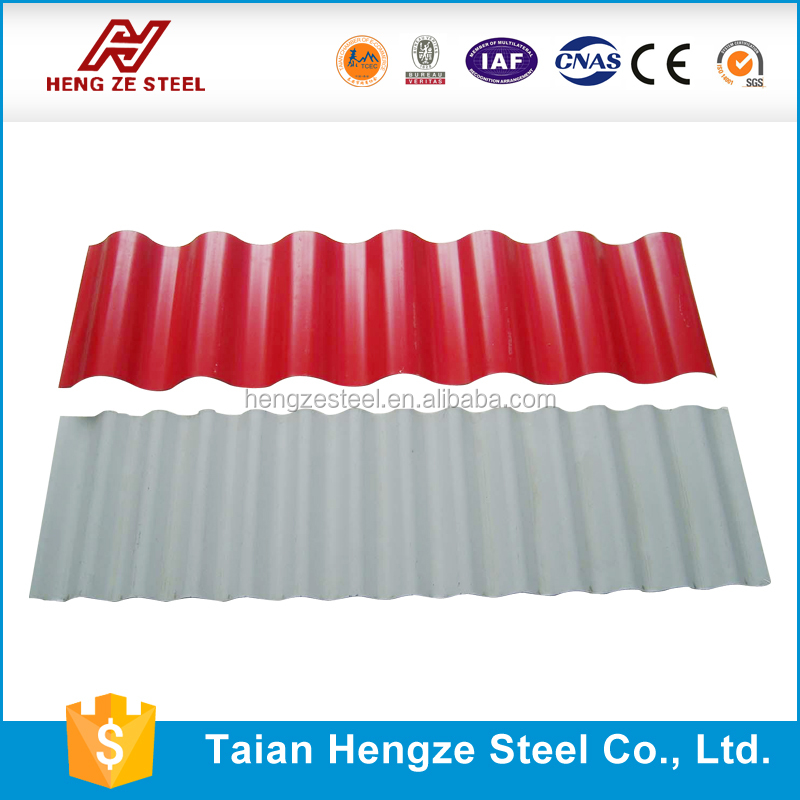 PREPAINTED STEEL CORRUGATED SHEET FLAME RETARDANT CORRUGATED SHEET PURE ZINC COATED GI CORRUGATED SHEETS