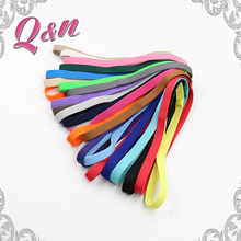 fashion multi-color solid custom elastic headband