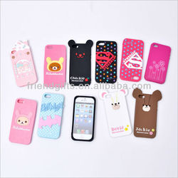 Cheap and funny special animal shaped mobile phone case